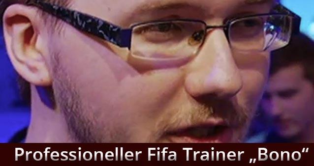 """Im Gespräch: Alexander """"Bono"""" Rauch – professioneller FIFA-Trainer #005"""