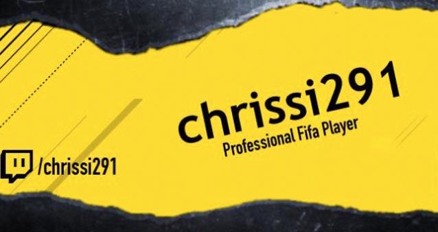 """Christoph """"chrissi"""" Strietzel im Gespräch – mit 16 Jahren schon professioneller FIFA Spieler #007"""