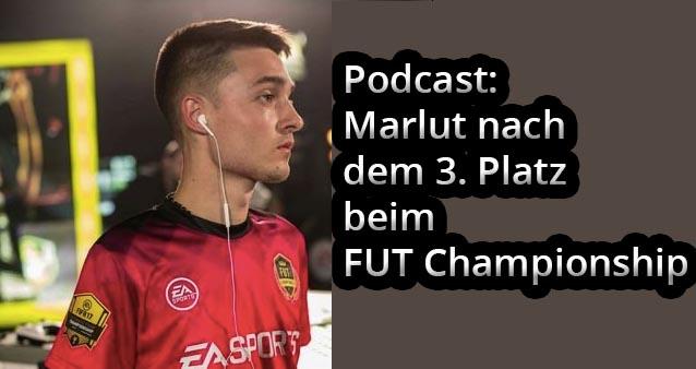 Mit Marlut im Gespräch über die FIFA 17 Ultimate Team Championship Serie #006