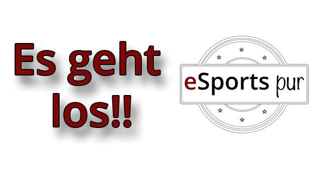eSportspur.de – es geht los! #000