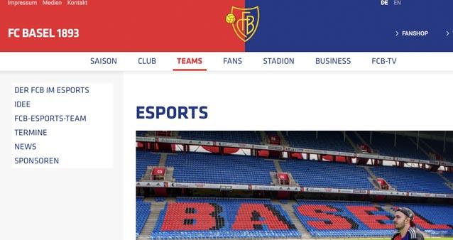 Der FC Basel im Esport – im Gespräch mit Joachim Reuter #011