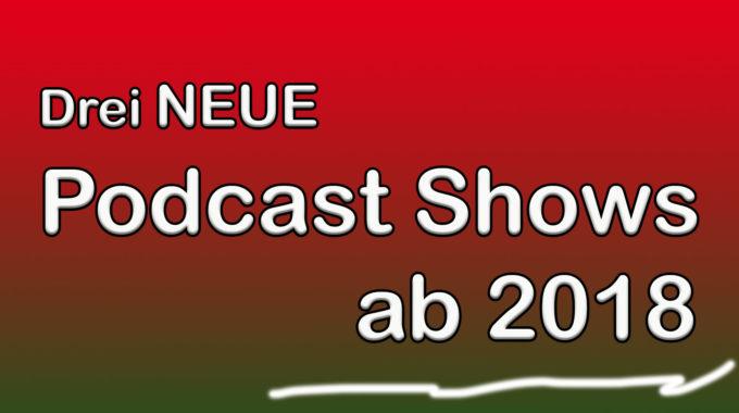 Die neuen eSport Podcast Formate im Überblick
