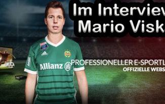 Mario Viska über Fifa 20 und seine eigenen Pläne #111