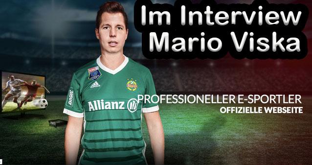 Mario Viska von SK Rapid Wien über seine Saison und Ziele für die Fifa 19 Saison #031