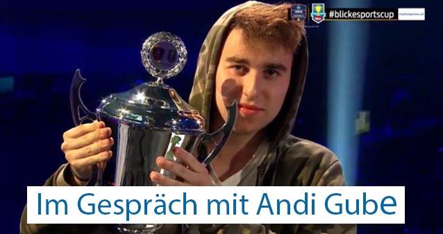 """Andi """"Andy"""" Gube im Gespräch über seine jüngsten Erfolge und das Ziel Weltmeisterschaft! #024"""