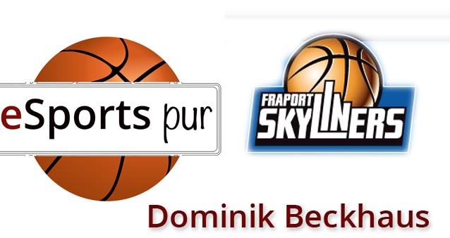 NBA 2K eSport-Profi Dominik Beckhaus von den Fraport Skyliners im Podcast #027