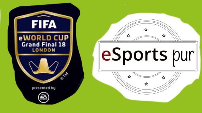 Alle Infos und Links zum Fifa 18 eWorld Cup in London (2. bis 4. August 2018) #046