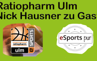 Die erste richtige NBA2K Saison von Ratiopharm Ulm – im Gespräch mit Nick Hausner #101