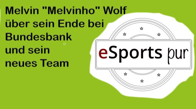 """Melvin """"Melvinho"""" Wolf über sein Ende bei Bundesdunk und sein neues Team #055"""