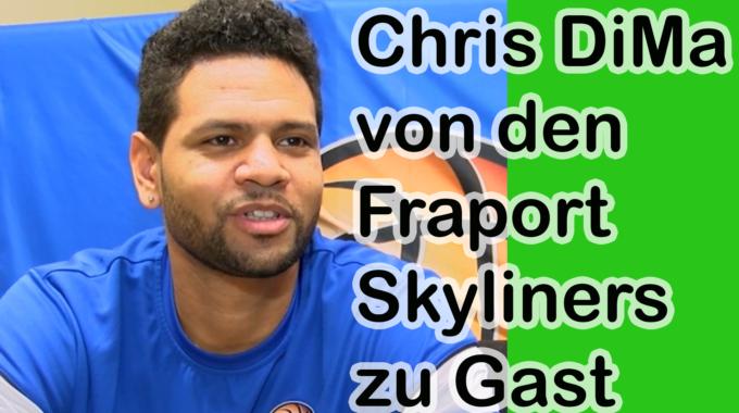 Chris DiMa von den Fraport Skyliners über die aktuelle und neue NBA 2K Saison #049
