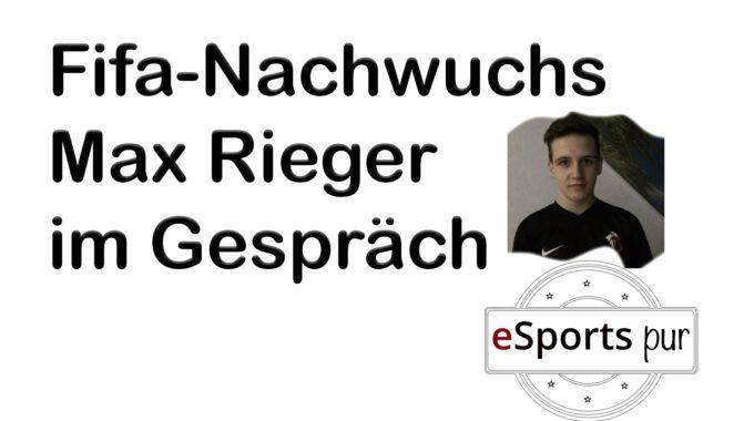 Fifa Nachwuchs Max Rieger über seine künftigen Pläne und Visionen #058