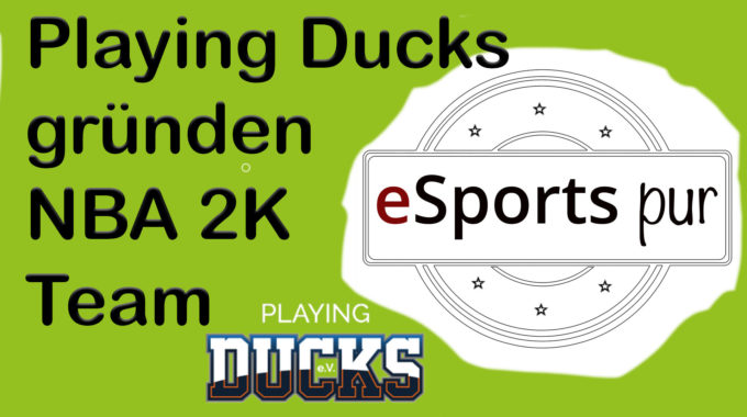 Playing Ducks gründen NBA 2K Team! #051