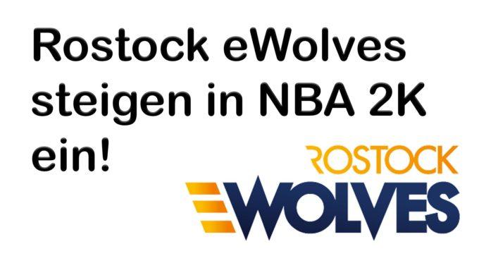 Rostock Seawolves steigen mit eigenem NBA 2k Team in Esport ein #056