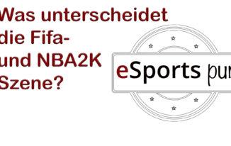 Was unterscheidet die Fifa- und NBA2K Szene und welche Gefahren gibt es? #073