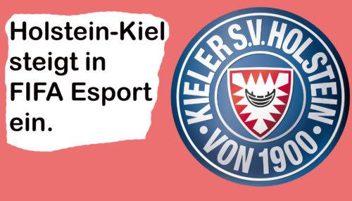 2. Bundesliga: Holstein Kiel steigt in Fifa Esport ein! #076