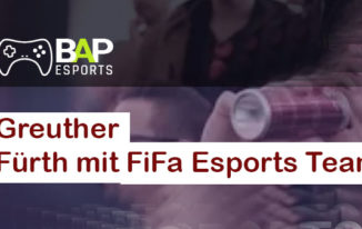 BAP Esports: Greuther Fürth steigt in Fifa Esport ein; weiterer Fokus auf NBA2K #078