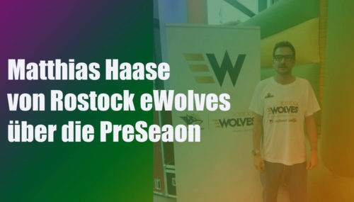 Matthias Haase von den Rostock eWolves über die erste Preseason in NBA2K #081