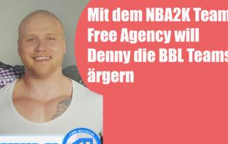 """Ab in die deutsche Spitze? – welche Pläne das neue NBA2K Team """"free agency"""" hat #093"""