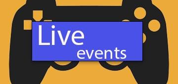 Live events esport