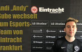 """Andi """"Andy"""" Gube wechselt in neuer Rolle zum Esports-Team von Eintracht Frankfurt #098"""