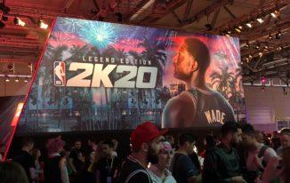 NBA2K20 Gamescom
