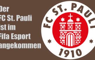 FC St. Pauli im Fifa Esport – der Start und wohin die Reise gehen soll #115
