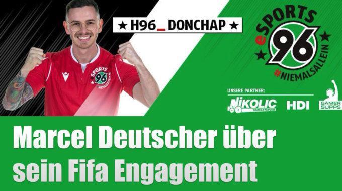 Marcel Deutscher von Hannover 96 über seine Saison, Ziele und den Beruf Esporler #121