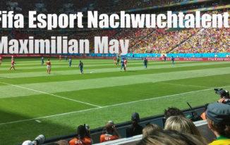 Fifa Esports Talent Maximilian May über Erfolge, Ziele und seinen Berufswunsch #123
