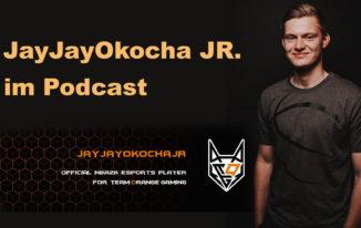 NBA2K 20: JayJayOkocha JR vom TeamOrange Gaming im Interview #126