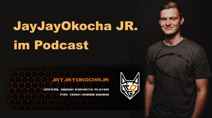 NBA2K 20: JayJayOkocha JR vom TeamOrange Gaming im Interview #126