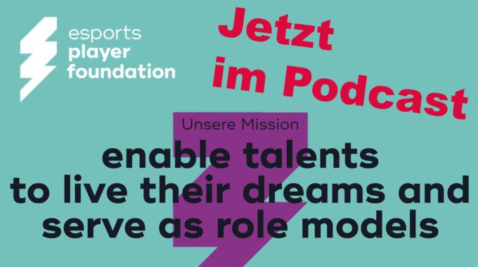 Esports Player Foundation: Die Sporthilfe für den Esport kommt – alle Infos #130