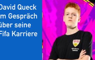 Fifa Nachwuchsspieler David Queck über seine Träume und Motivation #135