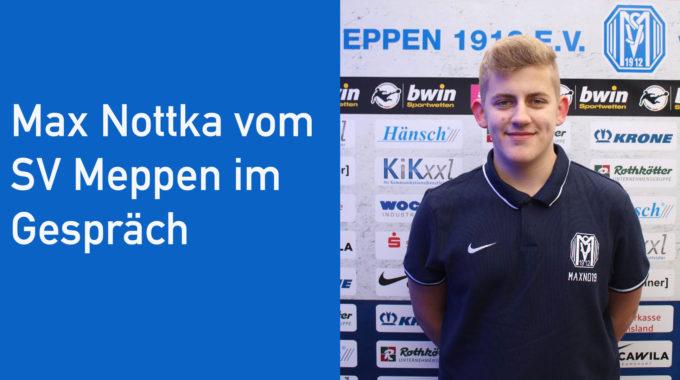 Fifa 20: Nachwuch-Fifa Esportler Max Nottka vom SV Meppen im Gespräch #134